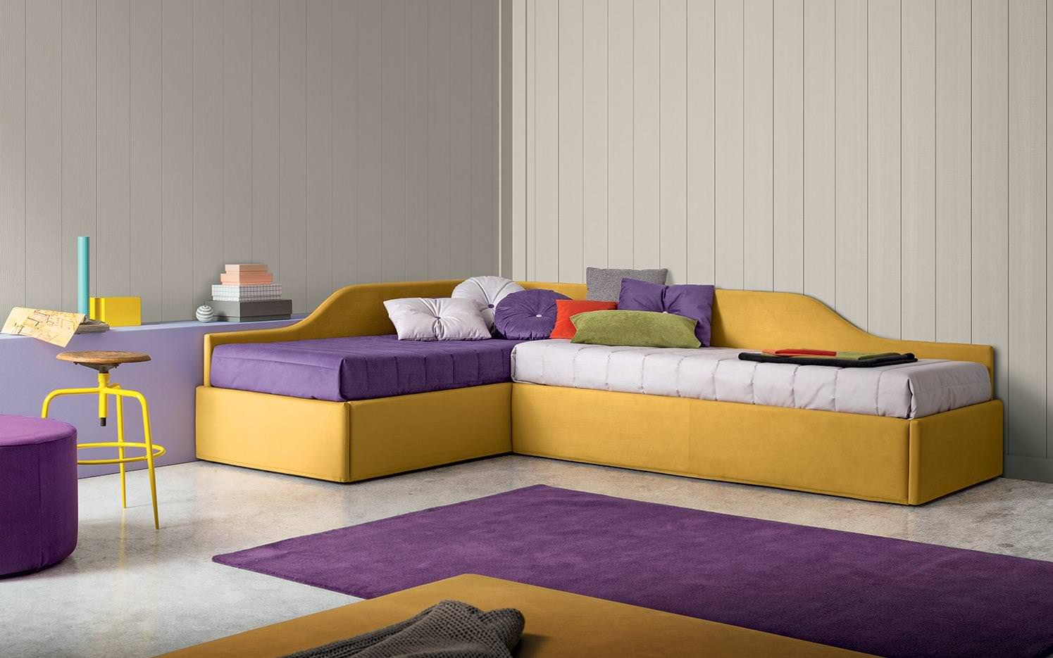Kore promo bed collection letto di fls lartdevivre