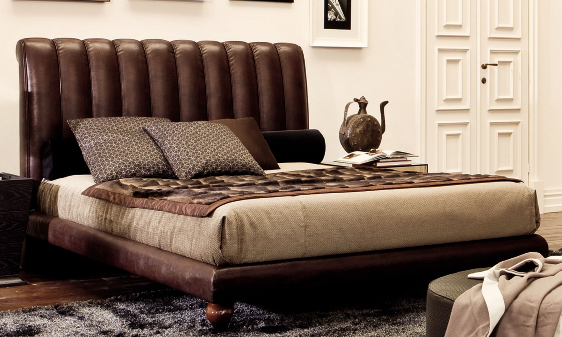 Beverly story zeroventiquattro bed lartdevivre online for Bed stories online