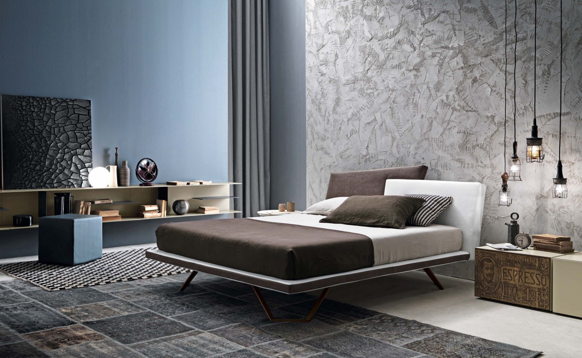 Meeting presotto bed lartdevivre online furnishing for Letto presotto
