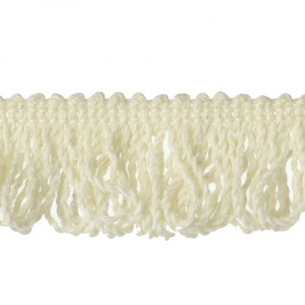 Looped Wool Fringe