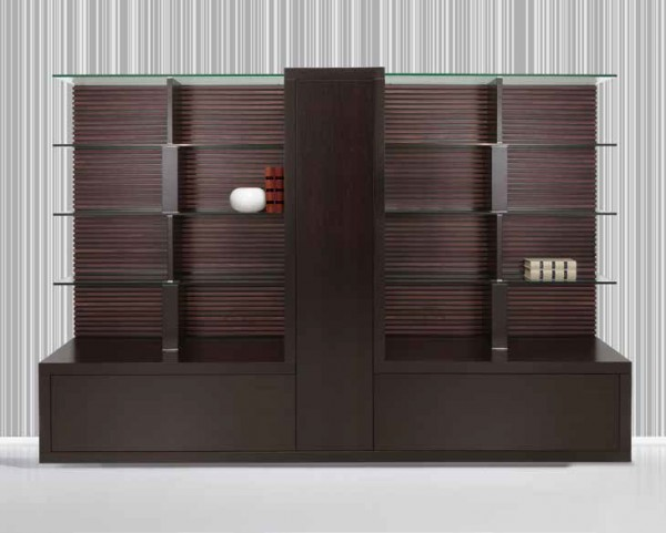 Taiko bookcase - Artom Collection